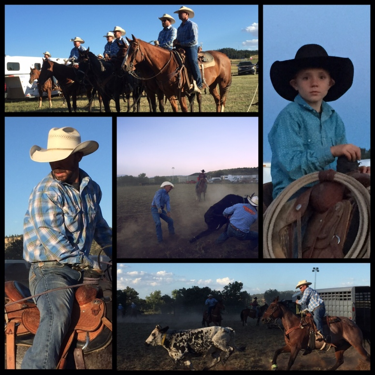 Devils tower rodeo